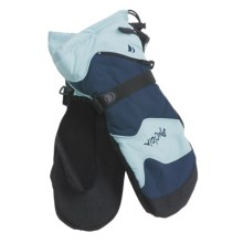 Auclair Harry's Mittens - Insulated (For Men) in Navy/Blue - Closeouts