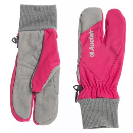55ac90fb7 Auclair Integrated 2-Finger Mittens - Insulated (For Women) in Pink -  Closeouts
