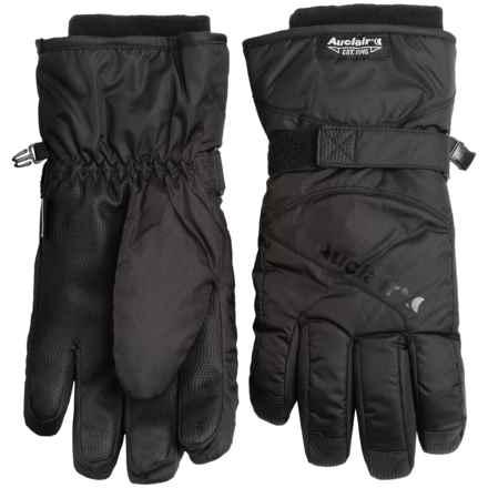 Auclair Low Orbit 3 Gloves (For Men) in Black/Black - Closeouts