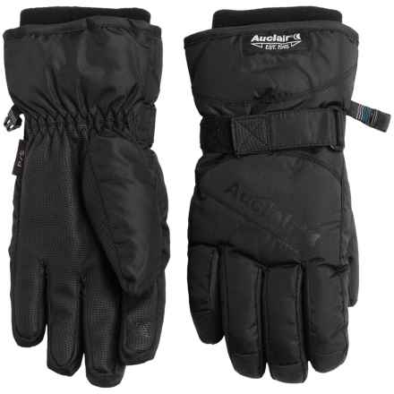 Auclair Low Orbit 3 Gloves - Waterproof, Insulated (For Women) in Black/Black - Closeouts