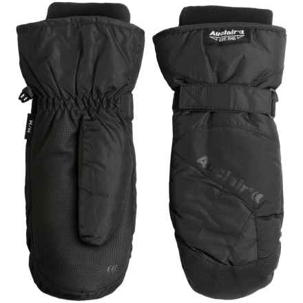 Auclair Low Orbit 3 Mittens - Waterproof, Insulated (For Women) in Black/Black - Closeouts