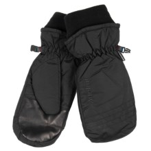 Auclair Mittens - Waterproof, Insulated (For Men) in Black - Closeouts