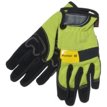 Auclair Multi-Purpose Work Gloves (For Women) in Lime/Black - Closeouts