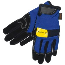 Auclair Multi-Purpose Work Gloves (For Women) in Royal/Black - Closeouts