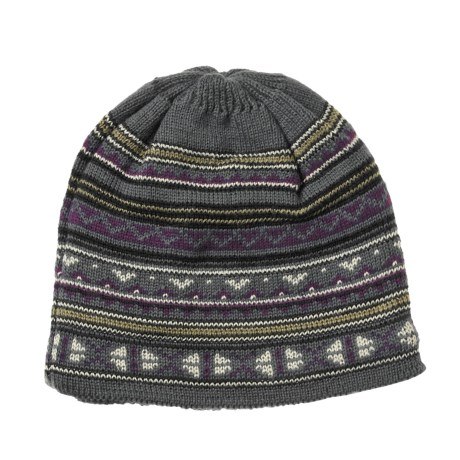 Auclair Nordic Beanie Hat - Wool (For Men)