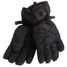Auclair North Dakota Ski Gloves - Insulated (For Women) in Black - Closeouts