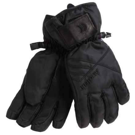 Auclair North Dakota Ski Gloves - Insulated (For Women) in Black - Closeouts