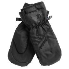 Auclair North Dakota Ski Mittens - Waterproof, Insulated (For Women) in Black - Closeouts