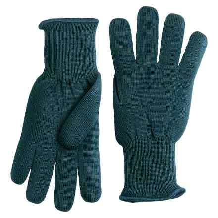 Auclair Polypro Liner Gloves (For Women) in Navy - Closeouts