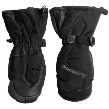 Auclair Powder Country 2 Mittens - Waterproof, Insulated (For Women) in Black/Black - Closeouts
