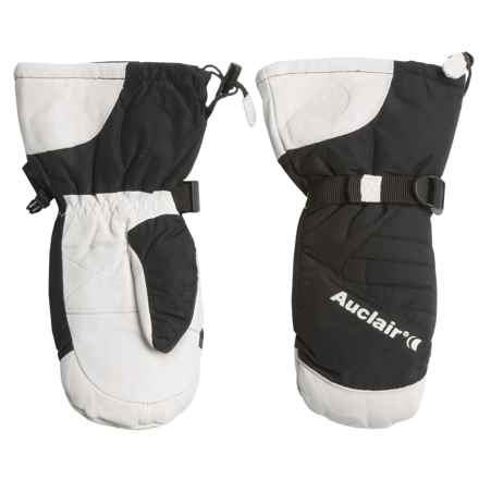 Auclair Powder Country 2 Mittens - Waterproof, Insulated (For Women) in Black/White - Closeouts