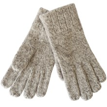 Auclair Ragg Wool Gloves (For Women) in Grey - Closeouts
