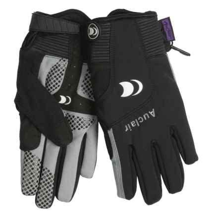 Auclair Rail Original X-Country Gloves (For Women) in Black/Grey - Closeouts