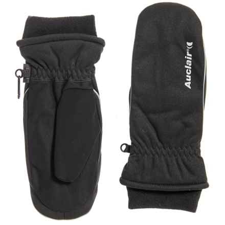 Auclair Slide and Glide Mittens - Insulated (For Women) in Black/Black - Closeouts