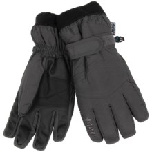 Auclair Taos Gloves - Waterproof, Insulated (For Men) in Dark Grey - Closeouts