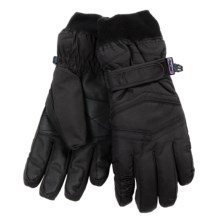 Auclair Taos Gloves - Waterproof, Insulated (For Women) in Black - Closeouts