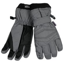 Auclair Taos Gloves - Waterproof, Insulated (For Women) in Grey - Closeouts