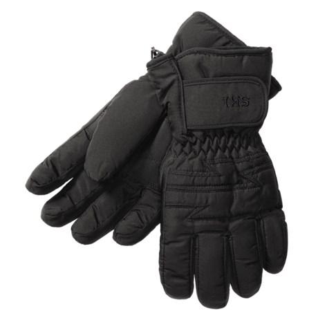 Auclair Utah II Gloves - Waterproof, Insulated (For Women) in Black
