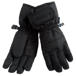 Auclair Utah Ski Gloves - Waterproof, Insulated (For Little and Big Kids) in Black