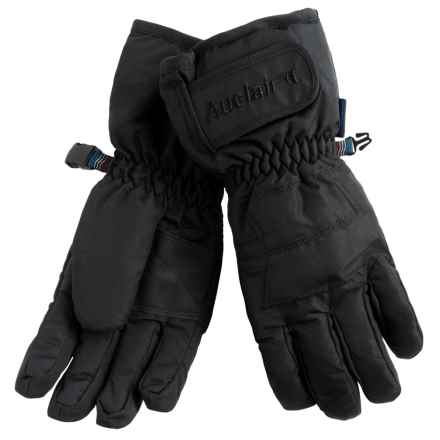 Auclair Utah Ski Gloves - Waterproof, Insulated (For Little and Big Kids) in Black - Closeouts