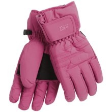 Auclair Utah Ski Gloves - Waterproof, Insulated (For Women) in Rose - Closeouts