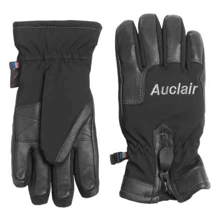 Auclair Zugspitze Gloves (For Women) in Black/Black - Closeouts
