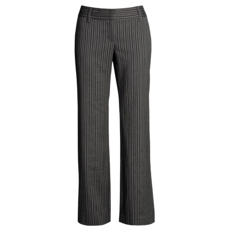 Audrey Talbott Hank Pants (For Women) in Black/White