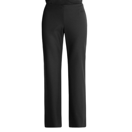 Audrey Talbott Pants - Side Entry (For Women) in Black