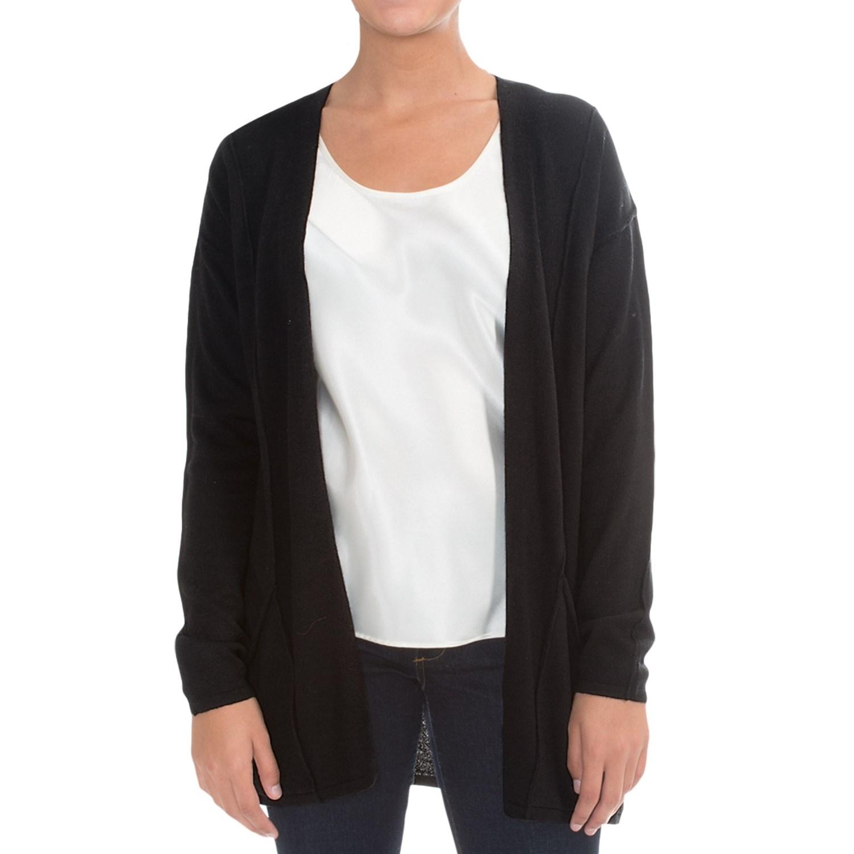Women'S Silk Cardigan 100