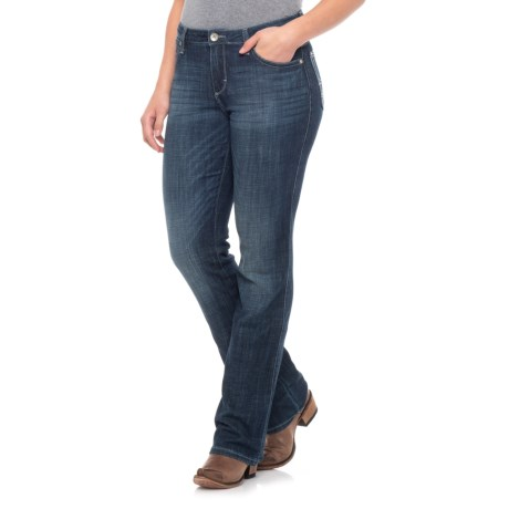 Image of Aura Instantly Slimming Jeans - Bootcut (For Women)