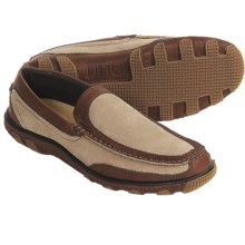 Auri Concord Driving Moccasins (For Men) in Natural/Tan - Closeouts