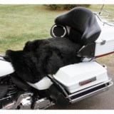 Auskin Longwool Sheepskin Motorcycle Seat Cover