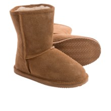 Aussie Dogs Taz Sheepskin Boots (For Little and Big Kids) in Chestnut - Closeouts