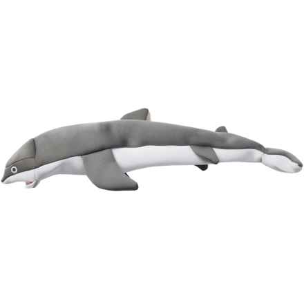 Aussie Naturals Floatie Dog Toy in Shark - Closeouts