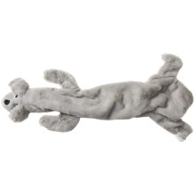 Aussie Naturals Floppie Animal Dog Toy in Koala - Closeouts