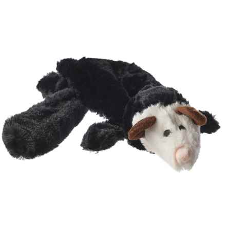 Aussie Naturals Lobbie Possum Dog Toy - Squeaker in See Photo - Closeouts