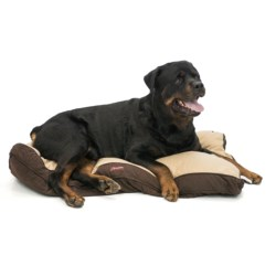 "Aussie Naturals Perth Dog Bed - 3x46x28"", Large in Blue"