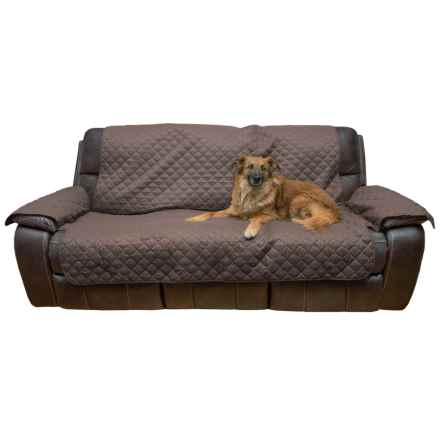 Aussie Naturals Pet Sofa Protector in Chocolate - Closeouts