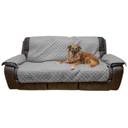 Aussie Naturals Pet Sofa Protector in Grey - Closeouts