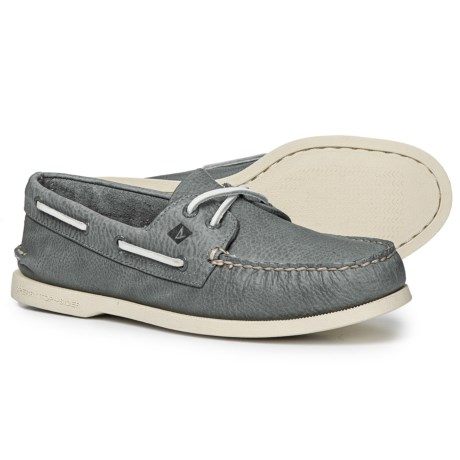 Image of Authentic Original Daytona Boat Shoes - Leather (For Men)