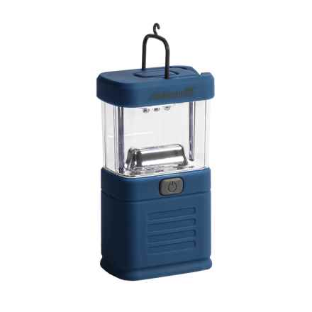 Avalanche 11 LED Camping Lantern - 160 Lumens in Navy - Closeouts