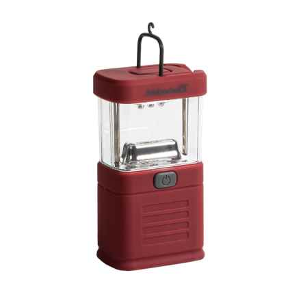 Avalanche 11 LED Camping Lantern - 160 Lumens in Red - Closeouts