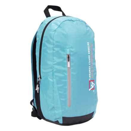 "Avalanche 20"" Yutan Backpack in Cyan - Closeouts"