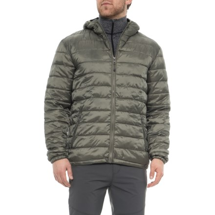 bf56f49ae6f Avalanche Alta Quilted Jacket - Insulated (For Men) in Dusty Olive
