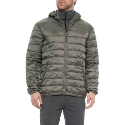Avalanche Alta Quilted Jacket - Insulated (For Men) in Dusty Olive