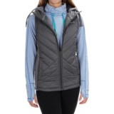 Avalanche Arctic Hybrid Vest - Hooded, Insulated (For Women)