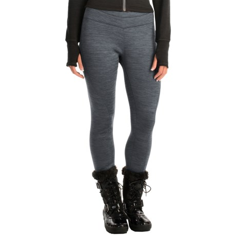 Avalanche Aurora Fleece Leggings (For Women)