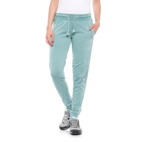 Avalanche Bandera Joggers (For Women) in Aquifer