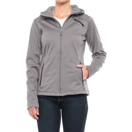 Avalanche Bijou Hooded Jacket (For Women) in Tornado - Closeouts