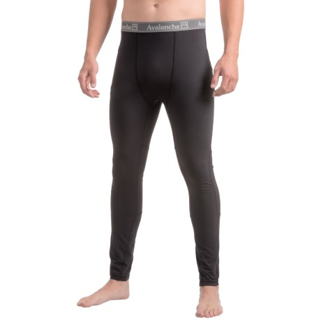 Image of Avalanche Blanc Base Layer Tights (For Men)